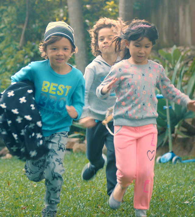Our Kids' Fleece are guaranteed to last - 100 day quality guarantee
