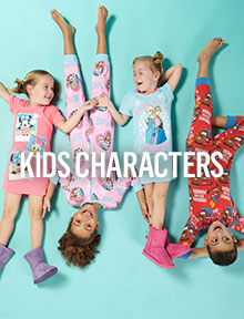 Kids Licensed Character Clothing