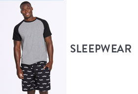 Sleepwear for Dad