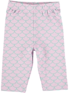 Toddler Girls 3/4 Length Print Leggings