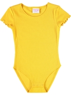 Girls Rib Body Suit
