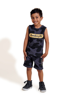 Toddler Bad Boy Muscle Top