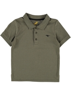 Toddler Boys Jersey Polo