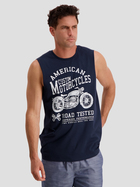 Mens Graphic Muscle