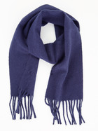 NAVY BLUE KIDS SCARF