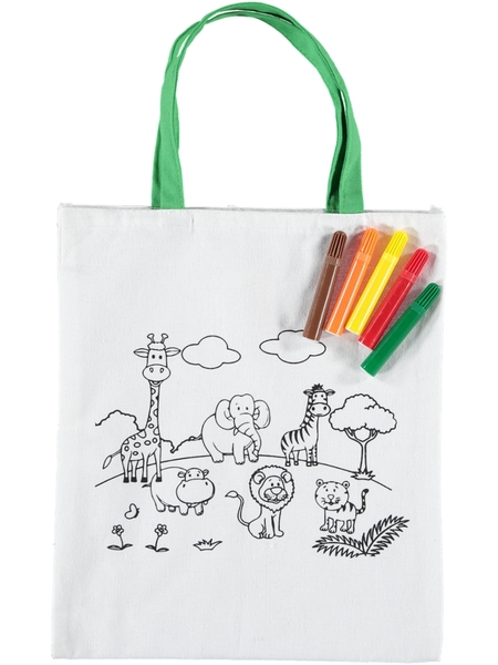 Stocking fillers for little boys | Kids Drawing Bag | Beanstalk Mums