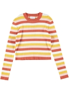 Girl Stripe Pullover