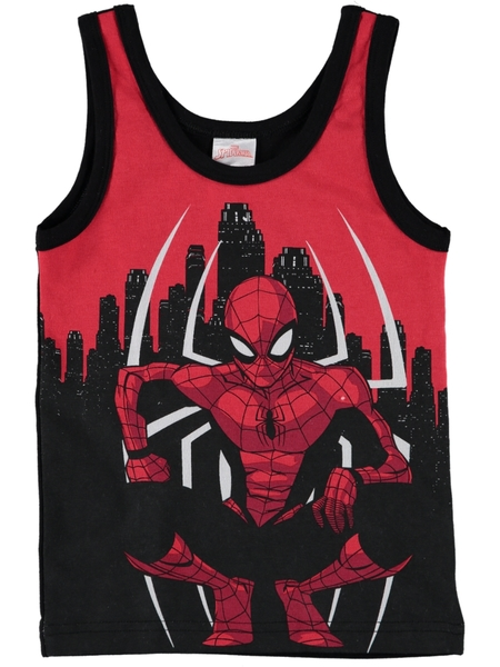 2934ef1bbf8d Boys Vest Spiderman | Best&Less™ Online