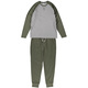Mens Knit Sleep Set