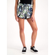 Womens Lace Overlay Shorts