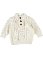 Boys Cable Knit Jumper