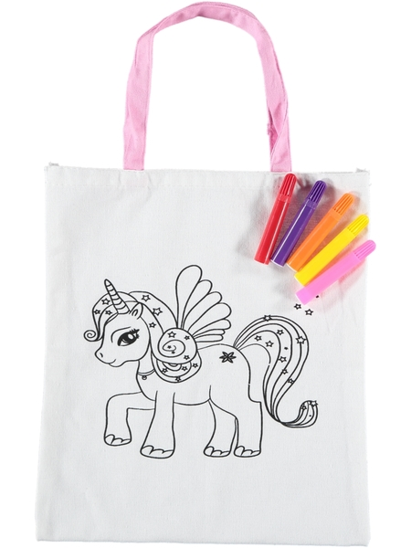 Stocking ideas | Kids Drawing Bag | Beanstalk Mums