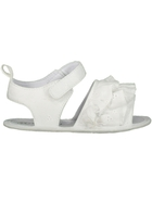 Baby Girl Soft Sole Frill Sandal