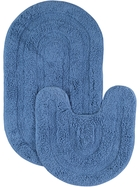 2-Piece Bath Mat Set