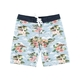 Boys Printed Boardshort