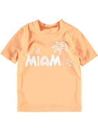 Toddler Girls Print Rash Vest