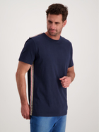 Mens Short Sleeve Stripe T Shirt
