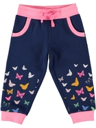 Toddler Girls Print Trackpant