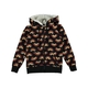 Girls Sherpa Lined Hoody
