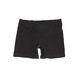 BLACK GIRLS BIKE SHORTS