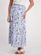 Womens Tiered Maxi Skirt