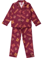 Youth State Of Origin Flannel Pjs