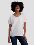 Womens Oversized Extended Sleeve Tee
