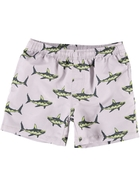 Youth Boys Print Volley Shorts