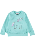Toddler Girls Unicorn Sweat