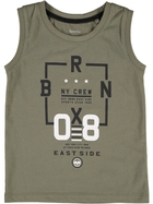 Toddler Boys Print Tank