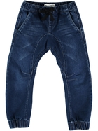 Toddler Boys Cuffed Denim Jean