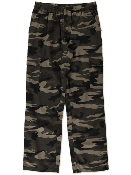 073202f522 MENS ELASTICATED WAIST CAMO CARGO PANTS | Best&Less™ Online