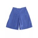 ROYAL BLUE GIRLS WOVEN SKORTS