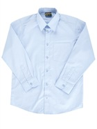 SKY BLUE BOYS LONG SLEEVE SHIRT