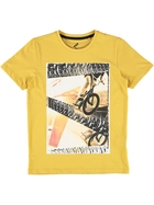 Boys Photographic Print Tee
