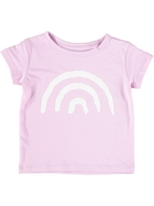 Toddler Girls Print Tee