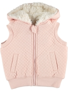 Baby Quilted Sherpa Lined Vest