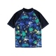 Youth Boys Raglan Rash Vest