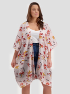 Womens Plus Dobby Cover-Up