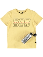 Youth Boys Bad Boy T-Shirt And Drink Bottle Set