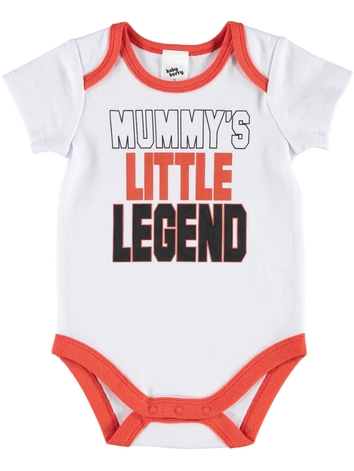 bfceb80c6a312 Baby Bodysuits & Onesies | Best&Less™ Online