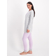 Womens Long Sleeve Jogger Sleep Set