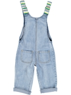 Toddler Girls Denim Dungaree