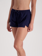 Womens Split Hem Swim Short