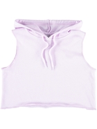 Girls Active Elite Hoody Vest