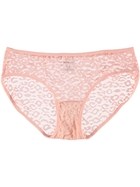 Womens All Over Lace Bikini