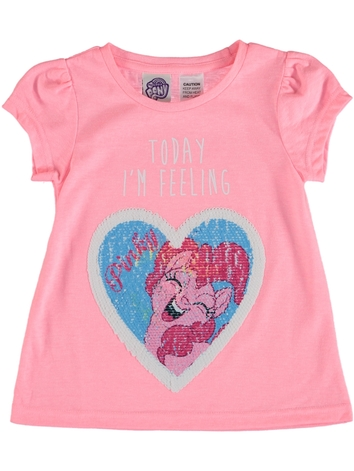 deda4a548 toddler girls my little pony flip sequin tee