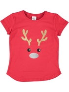 Girls Christmas Tshirt