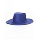 ROYAL BLUE KIDS WIDE BRIM HAT