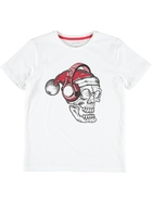 Youth Boys Christmas Print T-Shirt